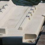 plastic swim raft