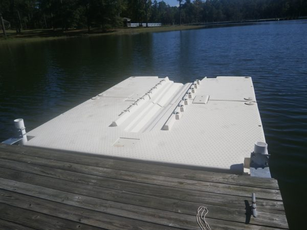 boat dock extensions