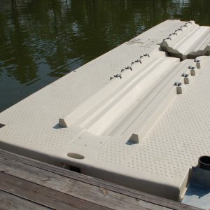 plastic swim raft