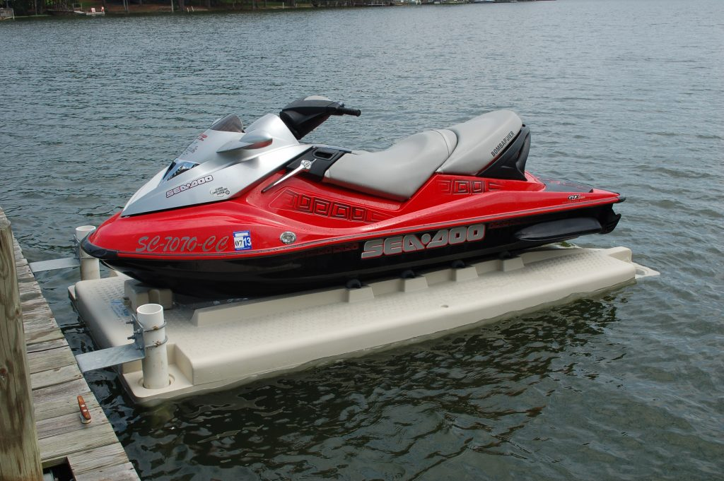 The Wheely Dock is the best choice for your Jet Ski